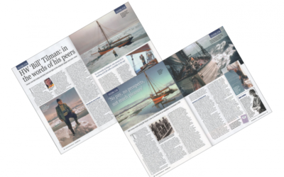 34 years on, Yachting Monthly sets the record straight on Tilman