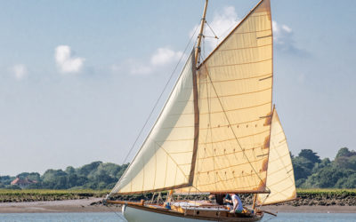 Strange's MIST shortlisted for Classic Boat's Restoration of the Year