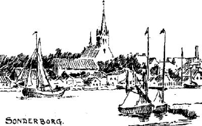 Cruising in Denmark